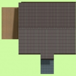 dřevostavba Bungalov 1